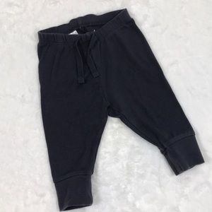 Gray Baby GAP Favorites Joggers